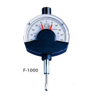 インジケータ マイクロ コンパレータ F1000